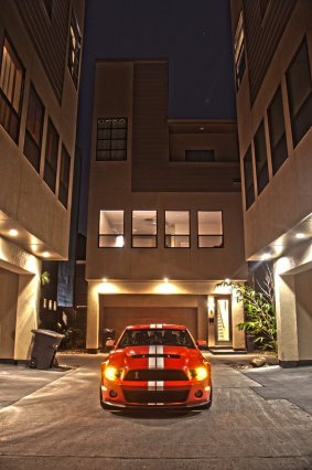 2011 Ford Mustang Shelby GT500 Coupe