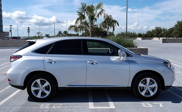 Driven 2014 Lexus RX450h  SpeedSportLife