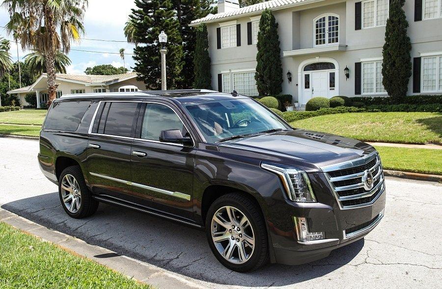 Driven: 2015 Cadillac Escalade ESV - Speed:Sport:Life