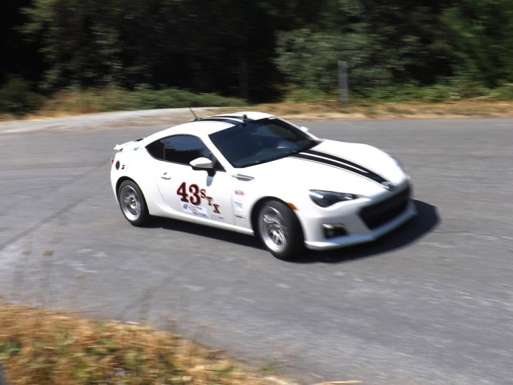 Autocross Car