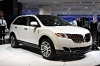 2010 NAIAS Photo Gallery - Lincoln MKX