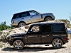 2011 Range Rover Supercharged & 2011 Mercedes-Benz G55 AMG
