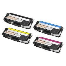 Brother TN310, TN315 4-Pack Combo Toner (CYMK) $33.65 each