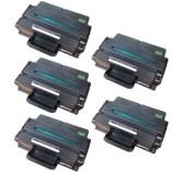 compatible Dell B2375 5-Pack toner cartridges 559-BBBJ (8pth4) estimated 10,000 pages