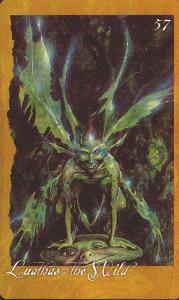 Luathas the Wild. (Photo credit: Brian Froud)