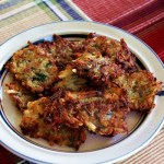 Harvest Latkes with an Indian Accent