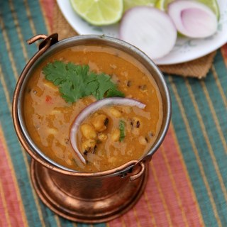 Sweet and Sour Pumkin Dal
