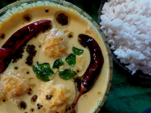 Ripe Mango Curry