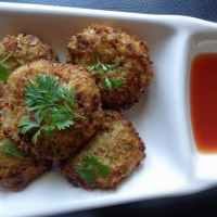 Soya Aloo Tikki | Meal maker potato cutlet