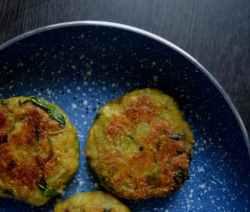 aloo-paneer-spinach tikki