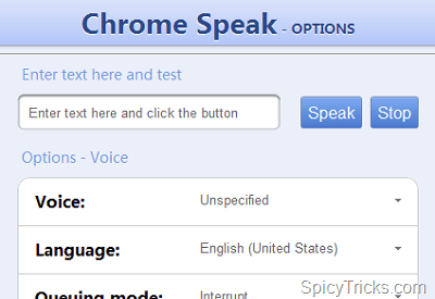 unnamed thumb Text To Voice/Speech for any web page using Chrome Speak Extension