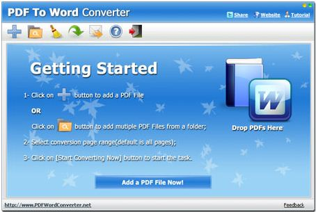 pdf to word Free PDF To WORD Converter 3.0 Released, Download it