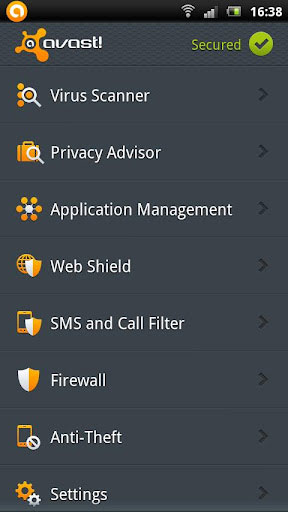 avast android app free Best 10 Android Phone & Tablet Apps 2012