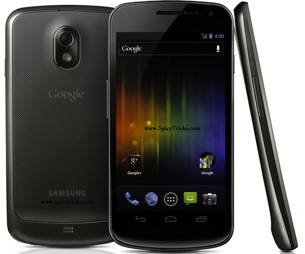 galaxy nexus product image  Top 15 ANDROID SMARTPHONES for 2012   Price Range Rs.5000 to 40,000