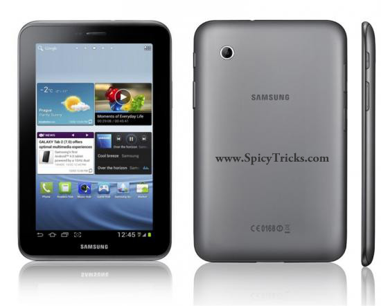 samsung galaxy tab 2 Samsung Galaxy Tab 2 First Android 4.0 ICS Tablet unveiled