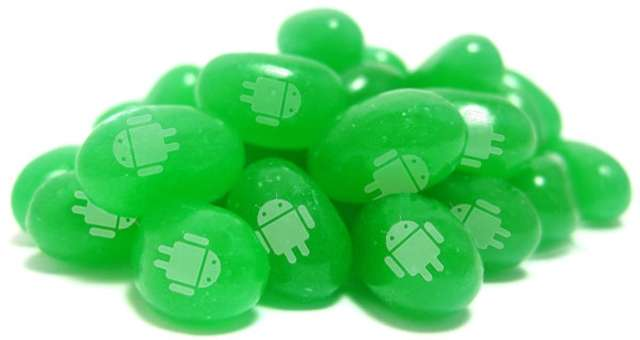 Android jellybean logo image Android 5.0 Next Version Update Jelly Bean  May Released in Q3 2012