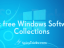100+ Best Free Windows Software Programs Ever (Most Useful)