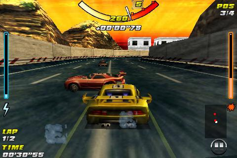 Raging Thunder free the best car racing Game for Android users Top 10 Best Car Racing Android Games Free Download [Phones/Tablets]