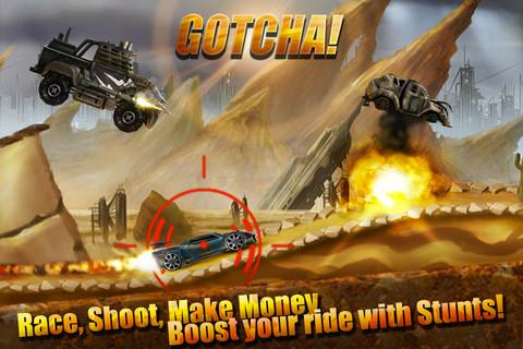 Road Warriors the best car racing Game for Android users Top 10 Best Car Racing Android Games Free Download [Phones/Tablets]