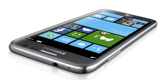 Samsung ATIV S windows phone 8 The Best 5 Upcoming Samsung Mobile Phones 2013