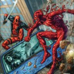 Deadpool vs Carnage #3