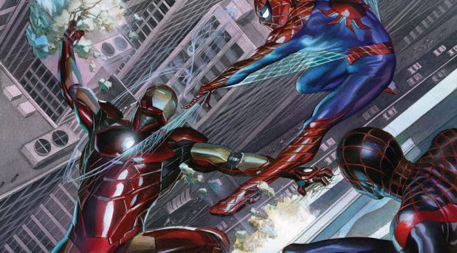 Amazing Spider-Man (2015) #13 Review: The Bogenrieder Perspective