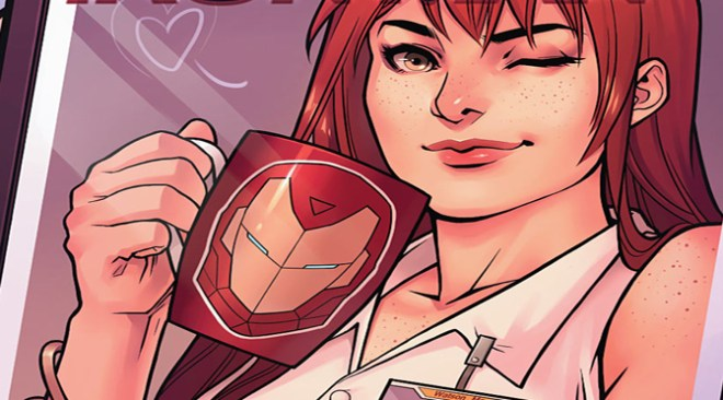 """Invincible Iron Man #10 / Civil War II #1 """"Mary Jane"""" Centric Review"""