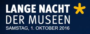 Lange Nacht der museen 2015