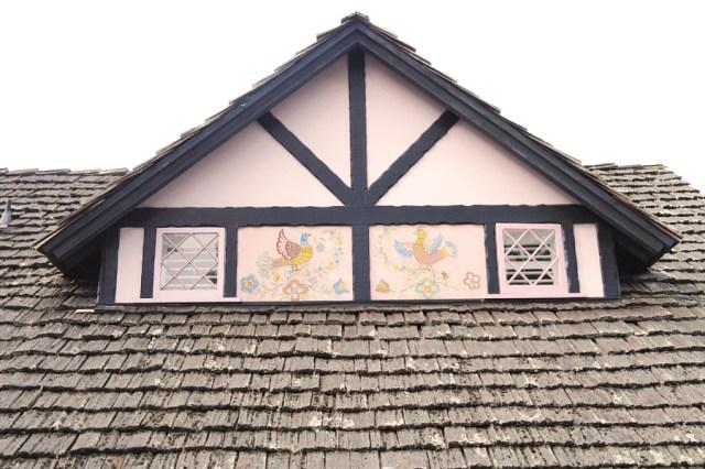 Hofsas-roof