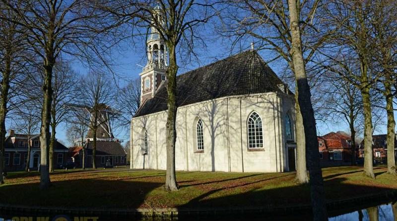 De kerk is open op 26 mei