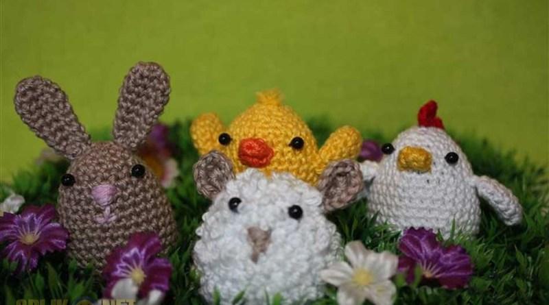Haakworkshop voor Pasen