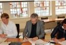 Gemeente, onderwijs en NAM tekenen voor 4 nieuwe basisscholen in Delfzijl
