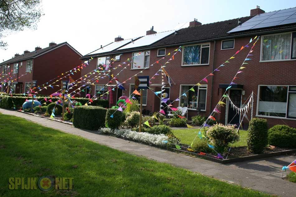 Tuinbouwweg klaar voor de feestweek