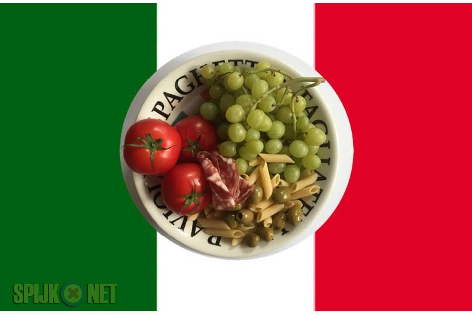 """""""Italiaanse proeverij"""" in de tent update"""