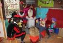 Sinterklaasfeest op CBS De Borgstee