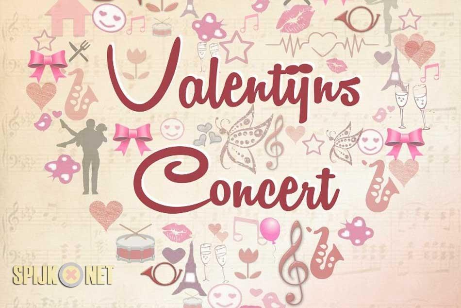 Valentijnsconcert CBS