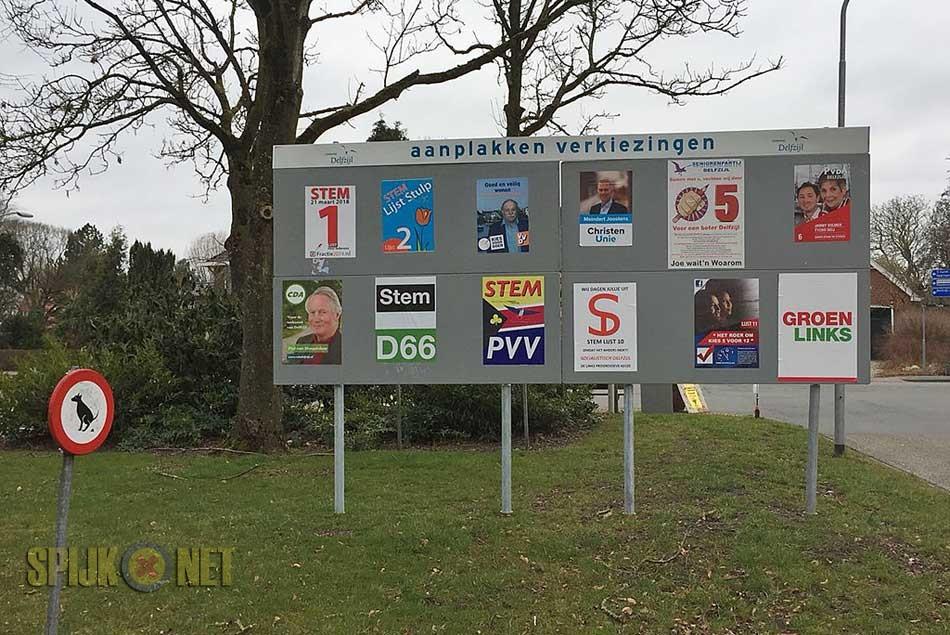 Gemeenteraadsverkiezingen gaat u stemmen?