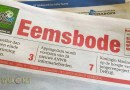Deze week geen Eemsbode ontvangen?