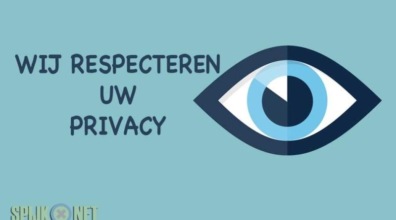 Privacy en Spijk.net