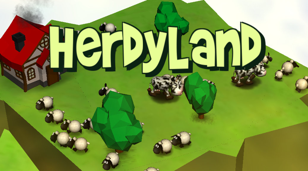 HerdyLand - mobile game