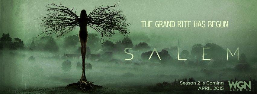 Salem - Season 2 - Promotional Poster