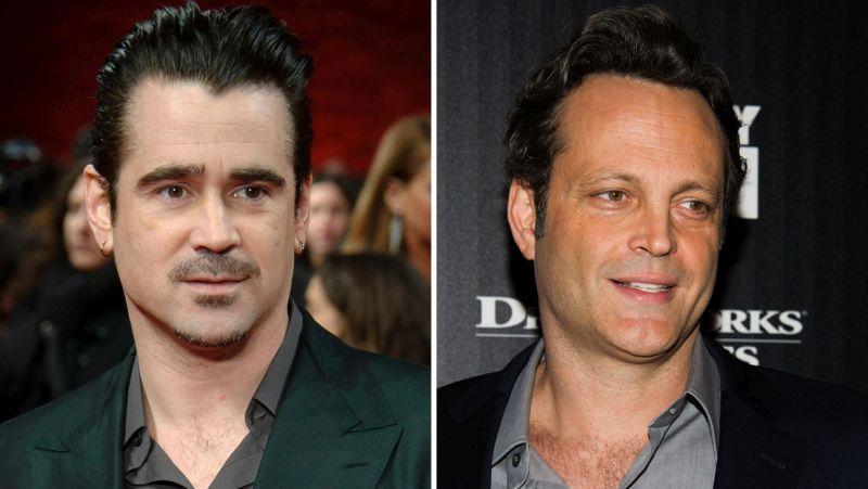 colin farrell vince vaughn Colin Farrell e Vince Vaughn são confirmados no elenco de True Detective