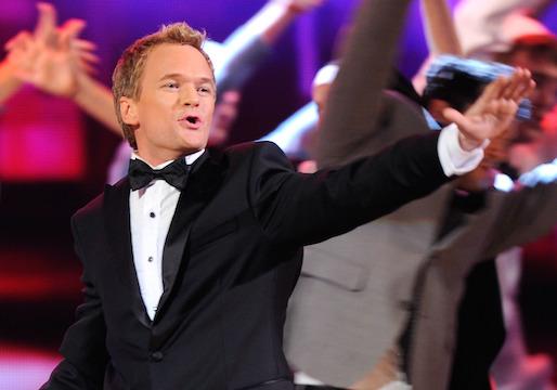 neilpatrickharris oscars Neil Patrick Harris vai apresentar programa de variedades na NBC