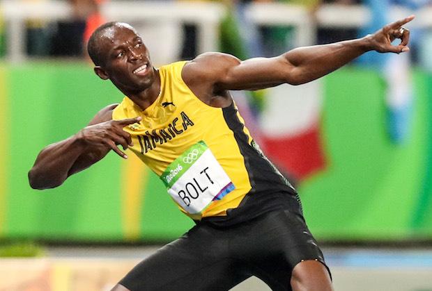 Rio 2016 Olympic Games, Athletics, Olympic Stadium, Brazil - 18 Aug 2016