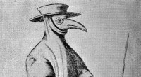 Plague doctor, Wellcome Library, London
