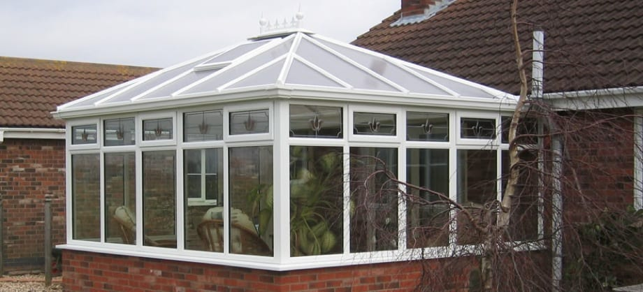 uPVC Double Glazed Conservatories