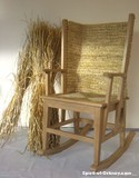 Orkney rocker chair