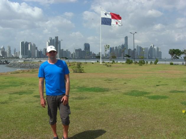 Steve and Panama City