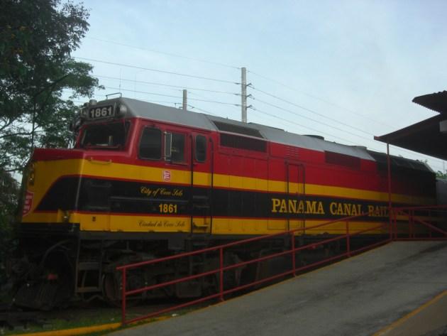 3-Panama Canal Railway