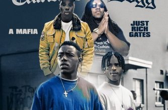 A-Mafia & Just Rich Gates – Caine & ODogg (Mixtape)